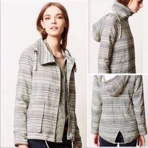 Anthropologie Capulet Fieldwalk Anorak Jacket S